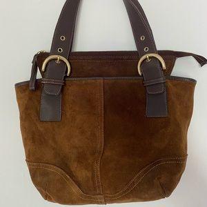 Authentic Vintage coach bag